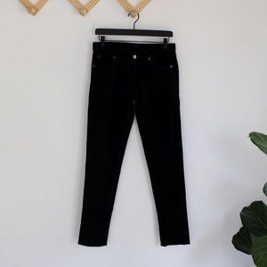 Citizens of humanity   black jeans